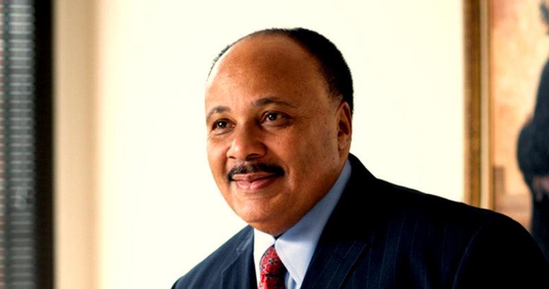 ENTREVISTA   En EU hay tremenda pobreza y racismo, y la violencia está creciendo: Martin Luther King III