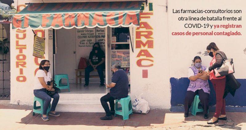 Panorama informativo sobre COVID-18 en México