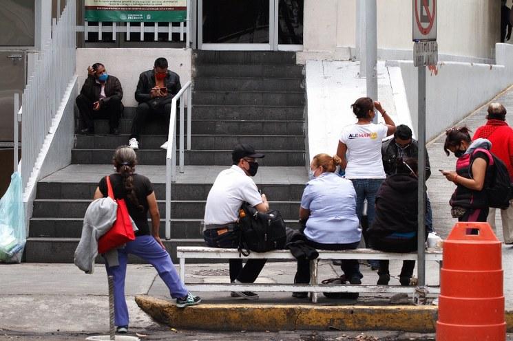 Supera México el reto de reconvertir hospitales Covid