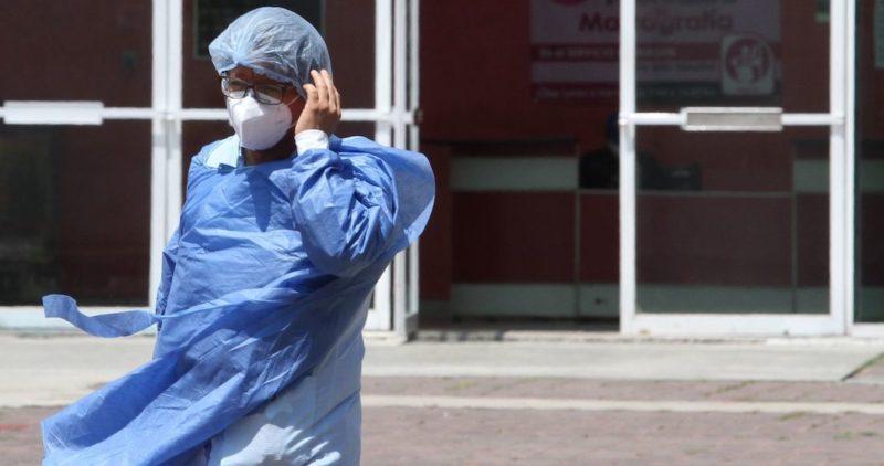 México llega a 13 mil 511 muertes por la COVID-19. Hay, además, 19 mil 278 casos confirmados activos