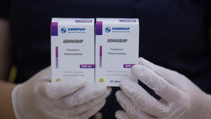 Video: El Avifavir, el fármaco ruso contra el covid-19, llega a las clínicas del país