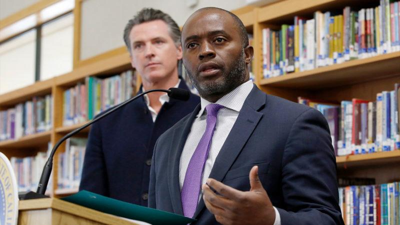 State Superintendent Tony Thurmond Announces 21st Century California School Leadership Academy Grant Award Winners
