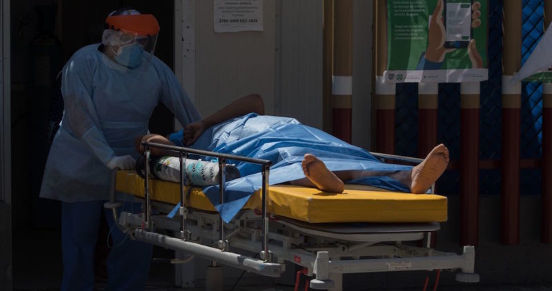 México reporta 27,121 decesos por la COVID-19, y es el séptimo país con más muertes por la pandemia