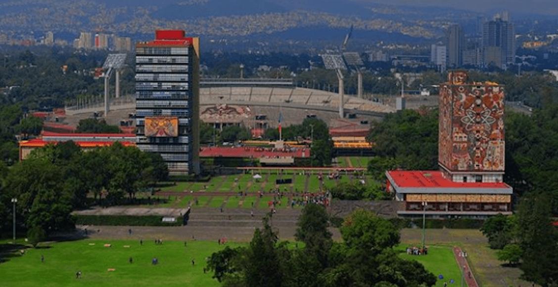 En la UNAM, clases mixtas: presenciales y en línea