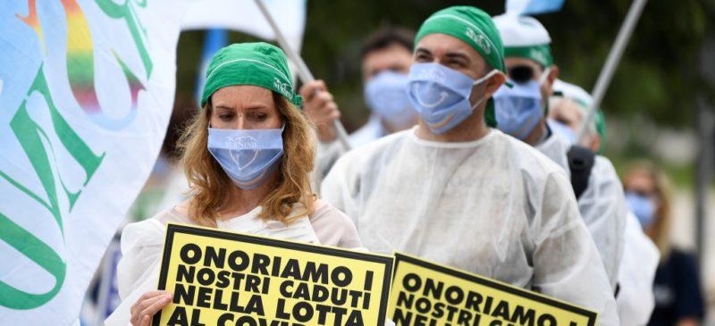 Alemania, Francia, Italia y Países Bajos firman contrato para vacuna contra Covid-19