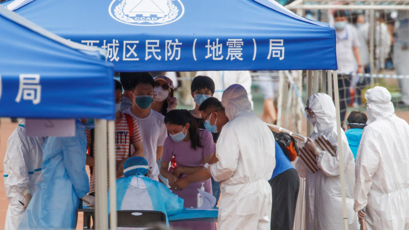 Video: OMS aún no tiene claro el origen del rebrote de Covid-19 en China