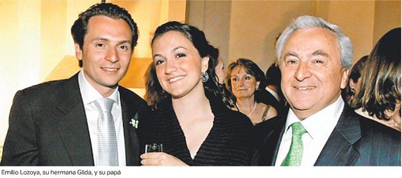 Emilio Lozoya Thalmann pactó en diciembre la entrega de su hijo. Titular de  Energía con Salinas, siguió estrategia del afamado jurista español Baltasar  Garzón – La Educación