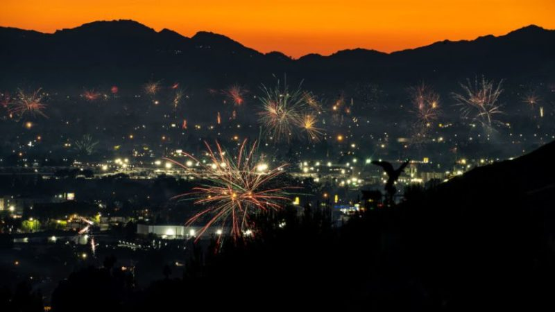 La pandemia, en su punto más alto en California tras el fin de semana festivo