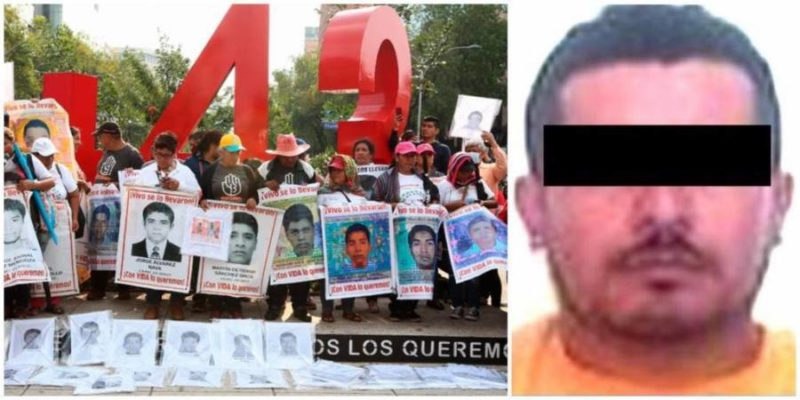 """Video: Detienen otra vez al """"Mochomo"""" cuando salía del penal de """"El Altiplano"""""""