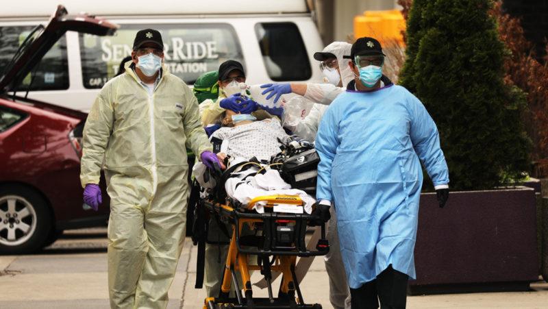 Video: EU registró el fin de semana récord de casos de COVID