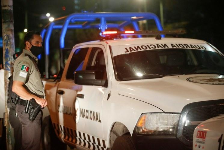 FGR y Guardia Nacional vigilan hospital angeles, donde está internado Lozoya