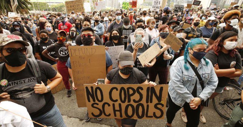 Recorte presupuestal del 25% a la policía escolar del distrito escolar angelino, determina la Junta Educativa