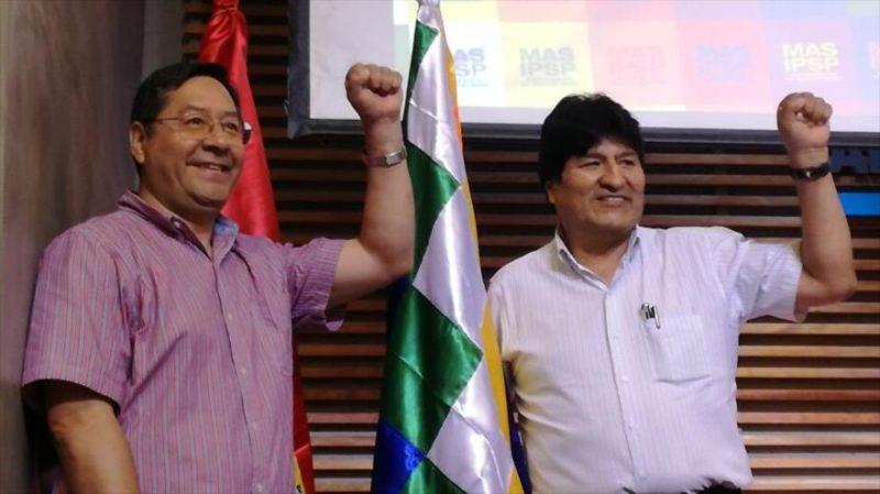 Sondeo: El socialista Arce ganaría las presidenciales de Bolivia en primera vuelta