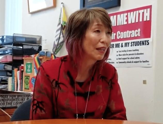 El sindicato de docentes de LA y el distrito escolar logran un acuerdo provisional sobre aprendizaje a distancia para el otoño