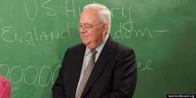 Richard Vladovic, reelecto como presidente de la Junta de Educación de LAUSD