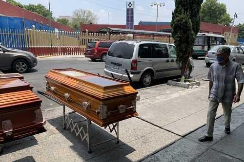 Registra México 8,438 contagios de Covid en un día, reporta Ssa