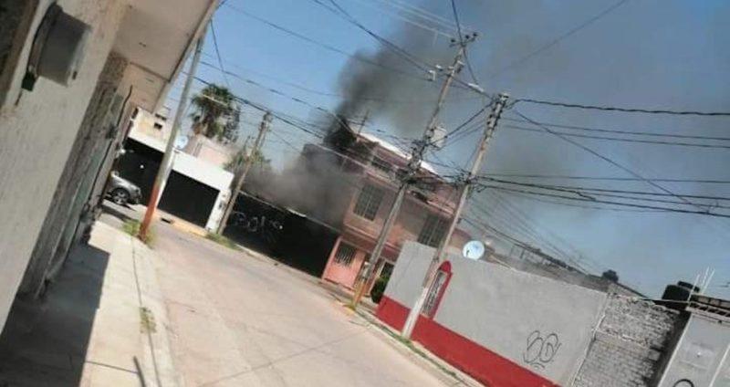 Guanajuato vive otra jornada violenta: Múltiples ataques se registran en casas de Celaya