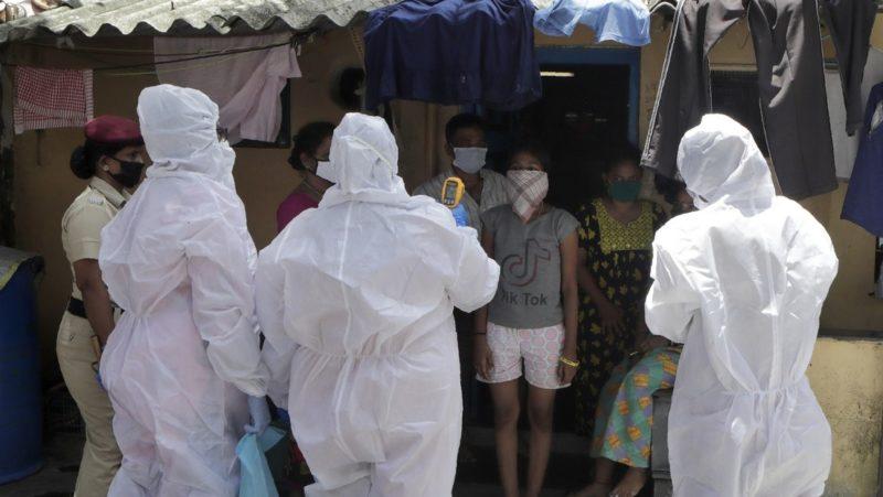 Aumento récord en los casos de coronavirus en un día en el mundo, reporta la OMS