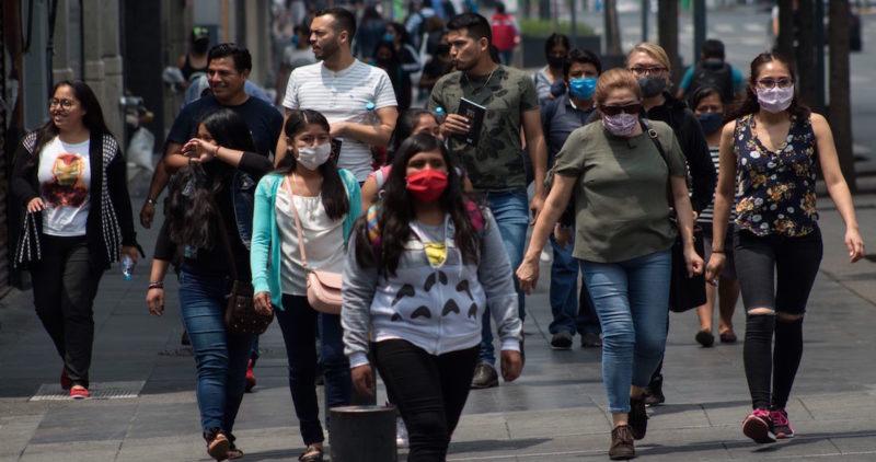 México suma 30 mil 639 muertes por COVID-19 y rebasa los 256 mil casos confirmados, dice Salud
