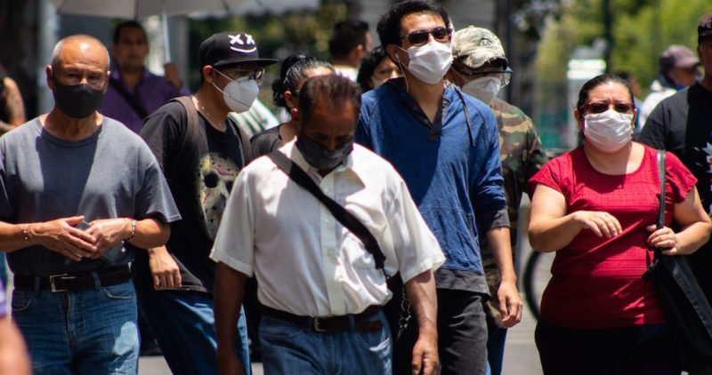 Video: Ya son 35 mil muertos. Hoy México superó a Italia y es el cuarto país en el mundo con más fatalidades