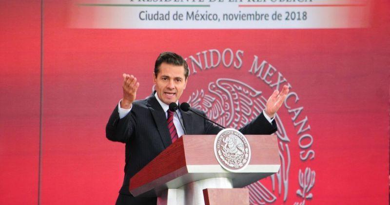 No existe información de que Peña Nieto tenga escoltas en España por petición de México: AMLO y Ebrard