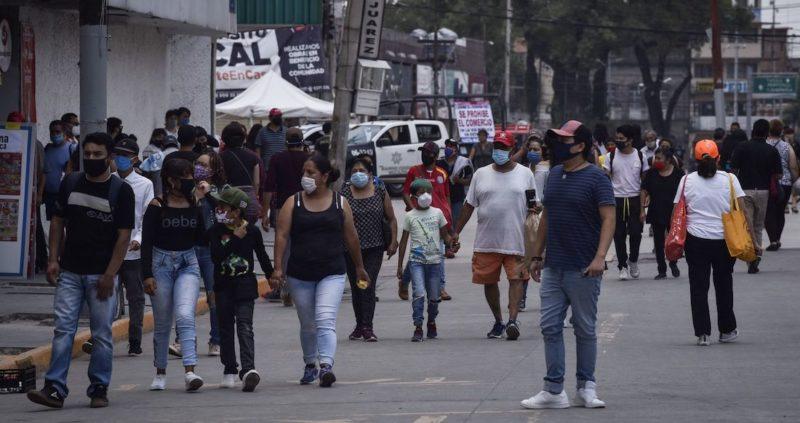 Con 30 mil 366, México rebasa a Francia y ya es el quinto país con más muertes por la COVID-1