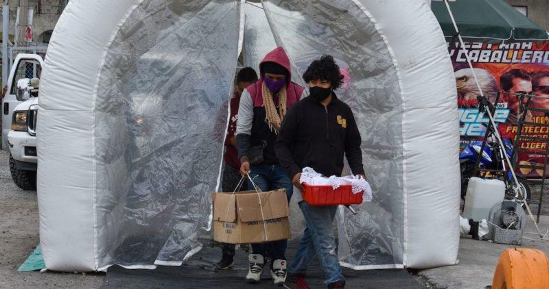 México se acerca a las 37 mil muertes por COVID-19; reporta más de 317 mil casos acumulados