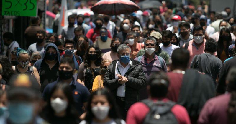 México alcanza las 38 mil 888 muertes por COVID-19; Salud ha confirmado más de 338 mil casos