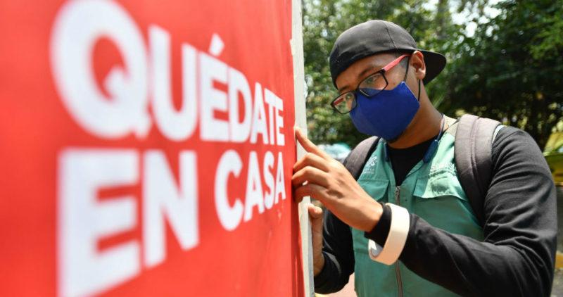 ¿Vives en la Ciudad de México? El Gobierno publica la lista de las 34 colonias con más casos de coronavirus