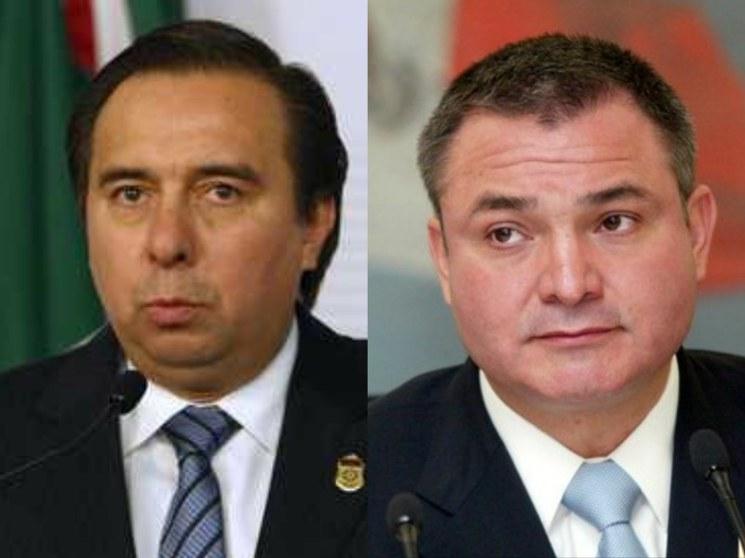 """El """"régimen estaba podrido"""", dice AMLO sobre Zerón y García Luna"""