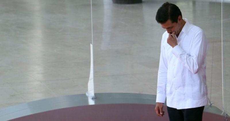 Si Peña Nieto aparece en tramas de corrupción, será denunciado, asegura Santiago Nieto a Efe
