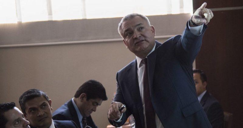 EU presentará kilos de cocaína y heroína que liga a García Luna en sus años de Secretario en México
