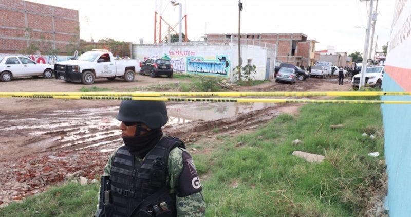 La Fiscalía de Guanajuato detuvo a tres implicados en masacre de 27 personas en hospital de rehabilitación de Irapuato