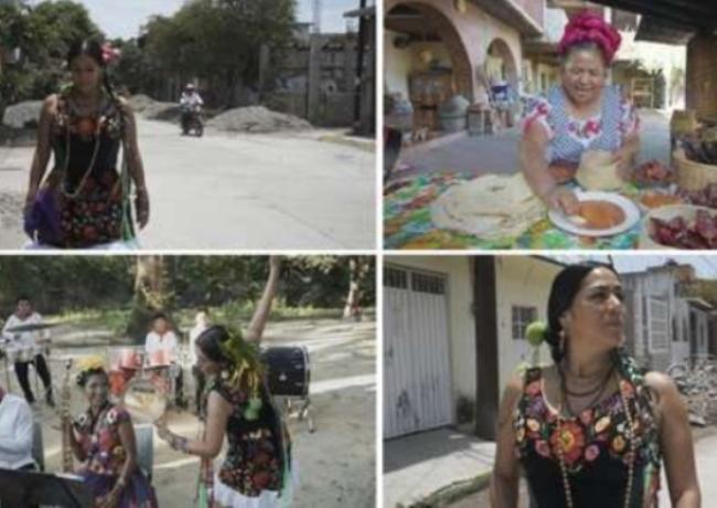 """Documental """"El son del Chile Frito"""",un """"viaje a la memoria cultural y espiritual de Oaxaca"""". Este homenaje de Lila Downs a esa entidad, gratis en YouTube"""