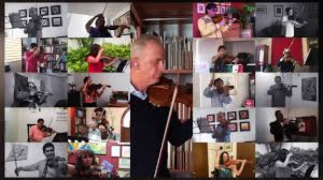 Video: La Orquesta Sinfónica Nacional de México trasmite en Facebook el 'Huapango' y se convierte en fenómeno mediático