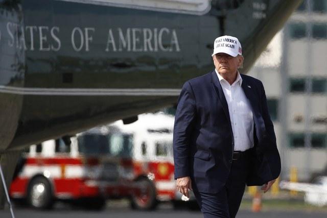 """Trump considera que será reelecto gracias a una """"mayoría silenciosa"""""""