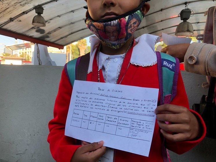 Sector educativo mexicano, el último que dejará el confinamiento