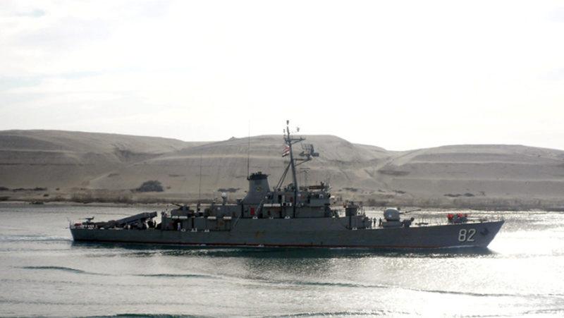 Video: Irán anuncia que instaló complejos subterráneos de misiles a lo largo del golfo Pérsico y el de Omán