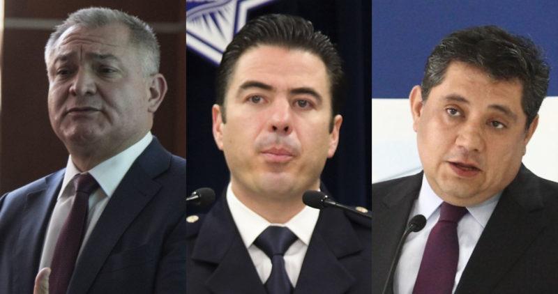 La Unidad de Inteligencia Financiera congeló cuentas de Cárdenas Palomino, García Luna y Pequeño
