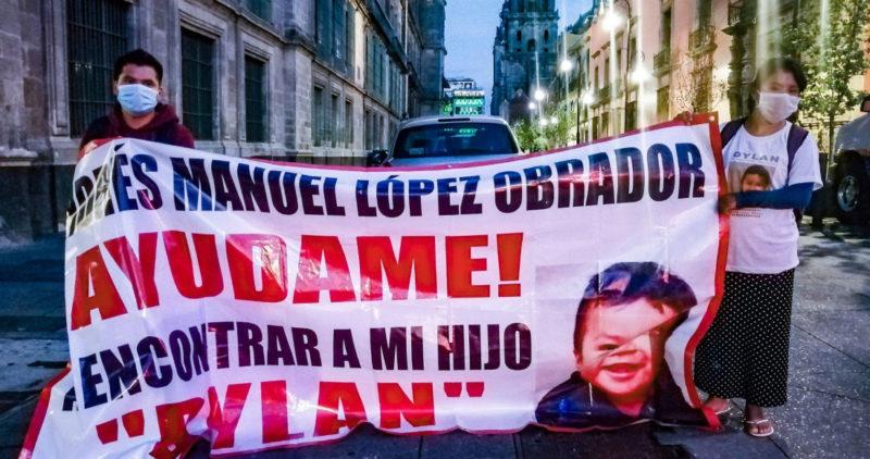 Video: La mamá de Dylan pide ayuda a AMLO para hallar a su hijo; se avanza en la investigación: Presidente