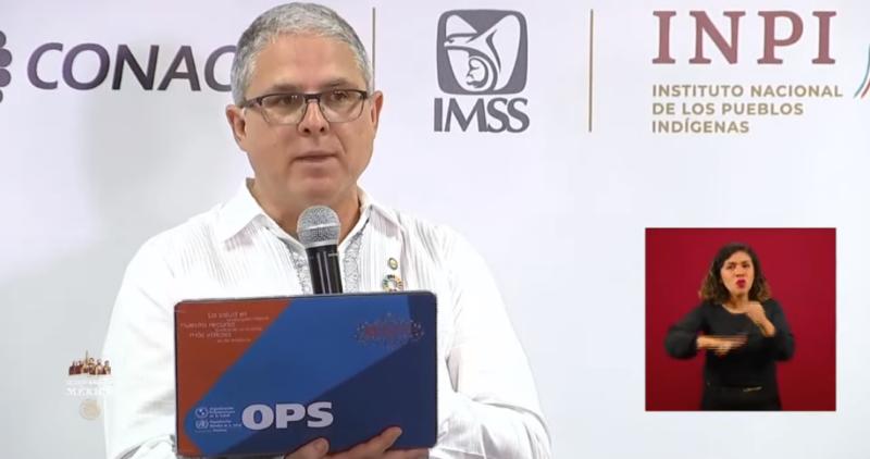 México no enfrentará un solo brote de COVID-19: OPS; habrá varios ciclos epidémicos, advierte
