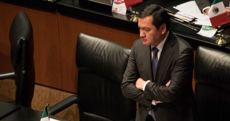 La UIF y la SFP están investigando una partida secreta de más de 40 mil millones de pesos que se habría gastado Osorio, dice Milenio
