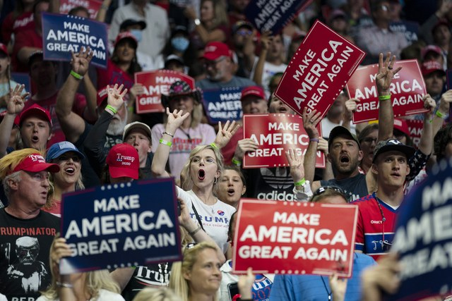 Donald Trump pierde adeptos entre las filas republicanas