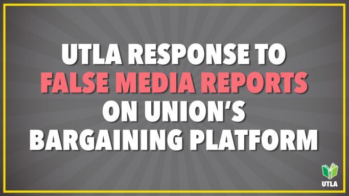 El Sindicato de Maestros de LA denuncia difamación de propagandistas de derecha con informes falsos y dañinos