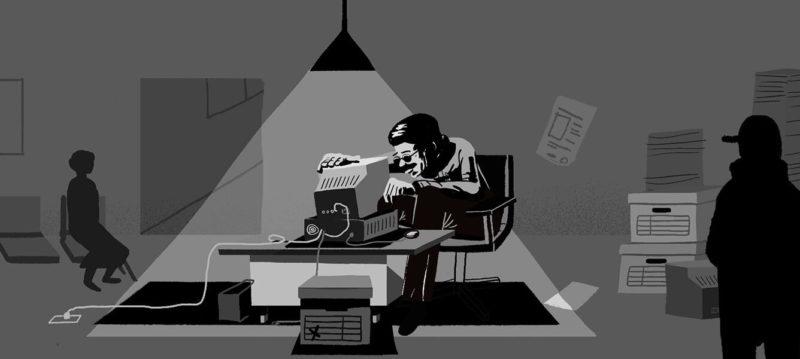Un sistema fracturado: la red de investigación criminal de México