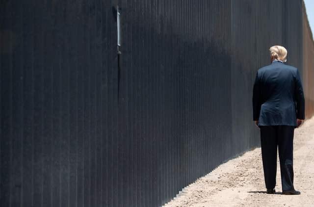 EU reforzará el muro fronterizo con torres con inteligencia artificial