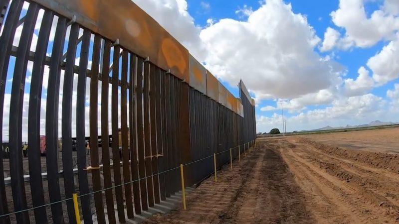 Video: Una corte niega fondos para construcción del muro a Trump