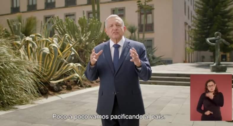 """""""Nunca más un 'narco Estado'. Nunca más 'García Lunas' en el Gobierno"""", dice AMLO en VIDEO"""
