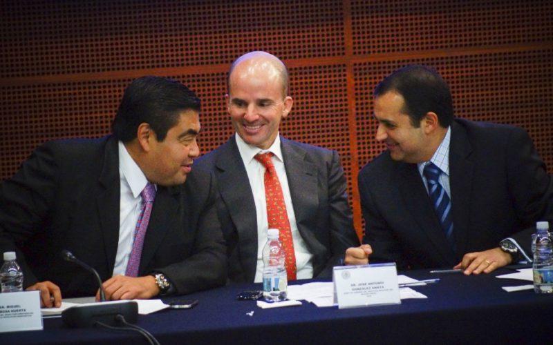 Acusa Lozoya de sobornos a Ricardo Anaya, Miguel Barbosa, Ernesto Cordero, Francisco Domínguez y David Penchyna