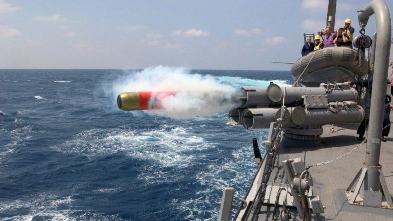 Un destructor de EU cruza el estrecho de Taiwán rumbo al mar de la China Meridional